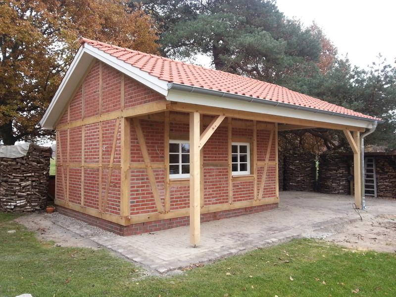 TerrassenUberdachung Holz Oldenburg ~ Holzbau Konzept  Projekte